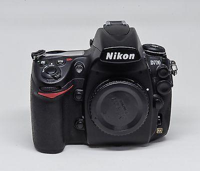 Nikon D700 (Gehäuse)