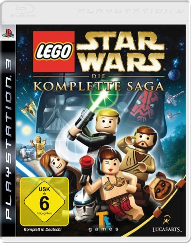 Lego Star Wars - Die komplette Saga [Software Pyramide] - [PlayStation 3]