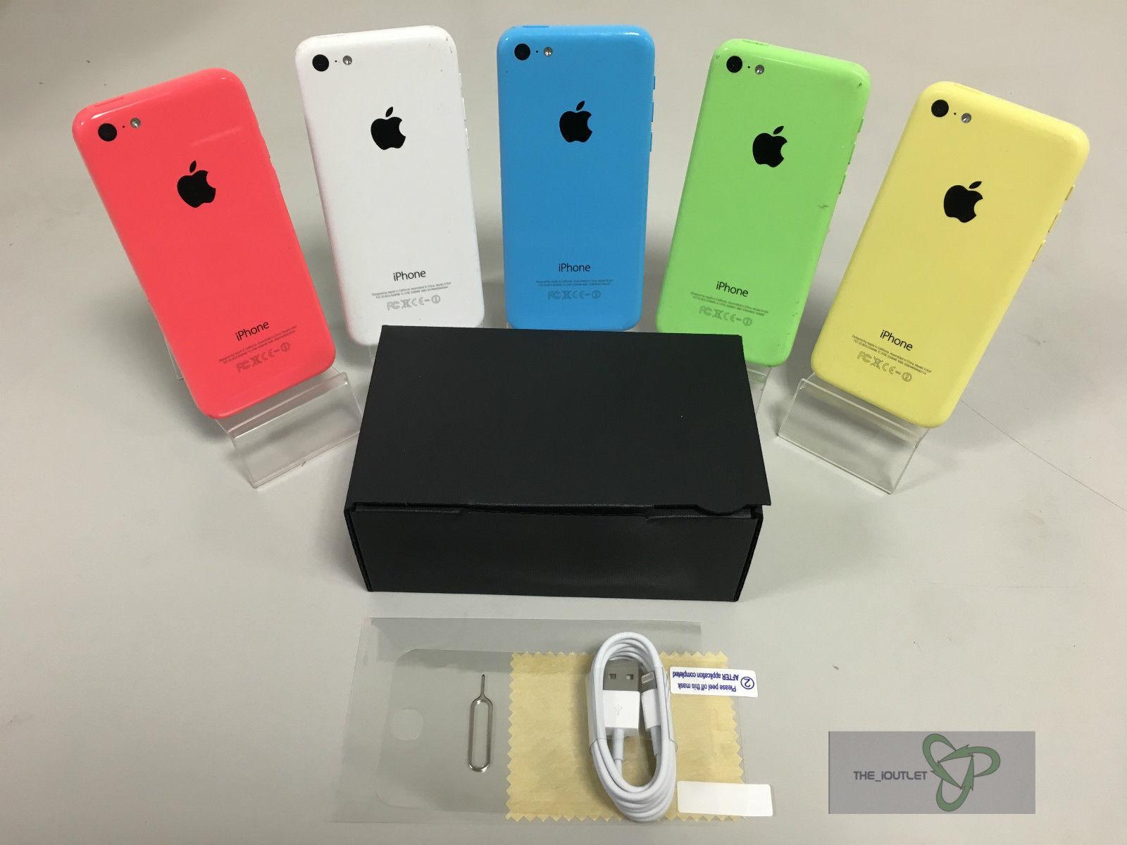 Apple iPhone 5c - 8GB - Unlocked- GOOD CONDITION