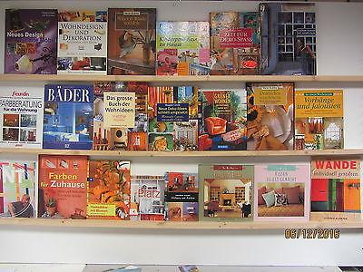 22 Bücher Bildbände schönes Wohnen Einrichten Dekoration Deko Ideen