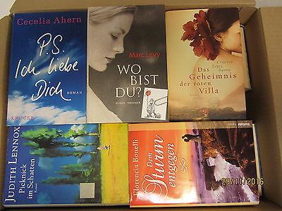 38 Bücher Romane Top Titel Bestseller Paket 5