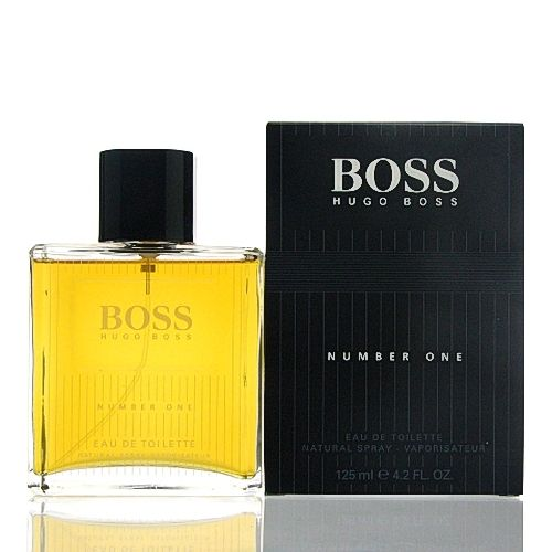 Hugo Boss Number 1 One Eau de Toilette 125 ml EDT NEU OVP