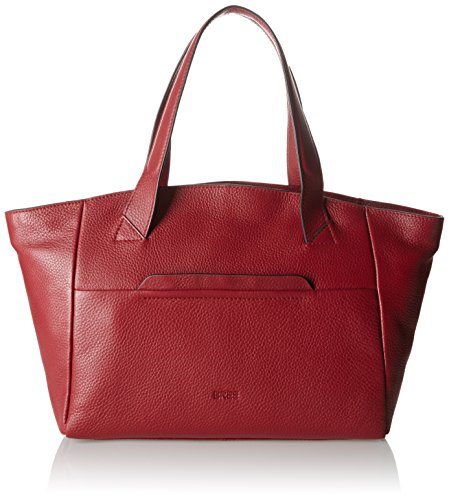 BREE Damen Faro 7 Tote, Rot (Brick Red), One Size
