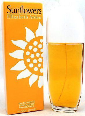 Elizabeth Arden Sunflowers 100 ml Eau de Toilette EDT
