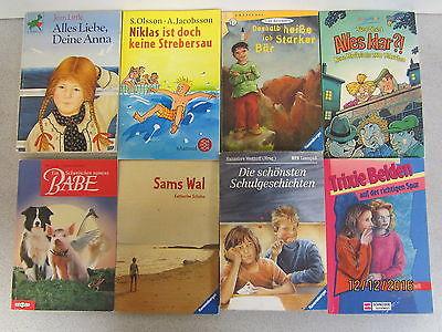 114 Bücher Taschenbücher erstes Lesen junge Leser Kinderbücher Kinderromane