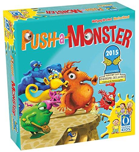 Queen Games 30022 - Brettspiel - Push a Monster