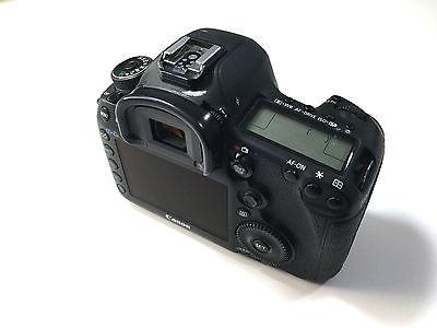 Canon EOS 5D Mark III 22.3MP Gehäuse mit einer gebr. Batterie, ohne Zubehör