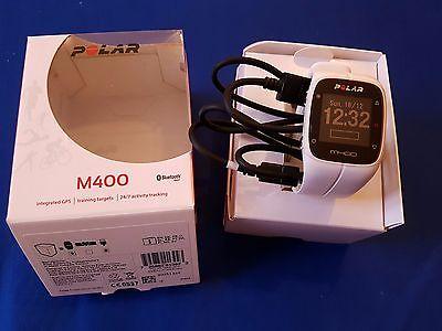 Polar M400 Weiß OVP mit Garantie