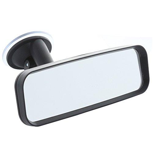 Smart-Planet® hochwertiger Kinder Beobachtungsspiegel / Kinderspiegel - Fahrschul-Spiegel m. gerader Spiegelfläche - Rückspiegel / Spiegel für Beifahrer - Designed in Germany