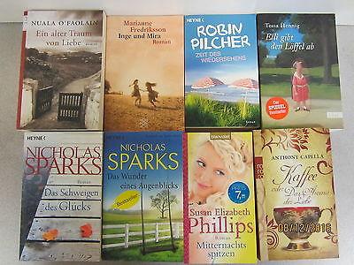68 Bücher Taschenbücher Romane Top Titel Bestseller Paket 1