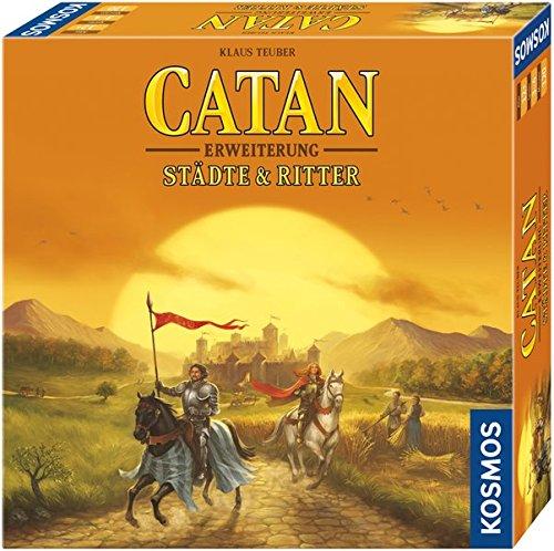 Kosmos - Catan - Städte & Ritter, neue Edition