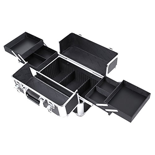 Songmics Kosmetikkoffer groß Transportkoffer fur kosmetik JBC312