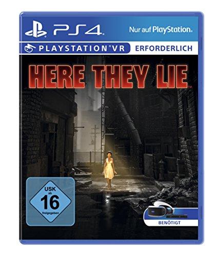 Here They Lie [PSVR]
