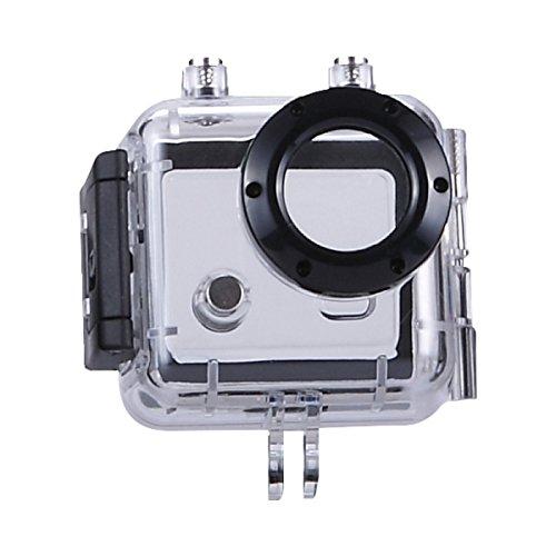 Rollei Ersatz-Unterwassergehäuse für Rollei Actioncam 230/240/400/410 mit wasserdicht bis 40 m Tiefe