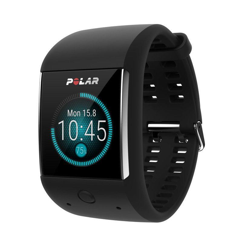 Polar M600 Smartwatch Black + gratis Webinar im Wert von 49,95€ OVP NEU