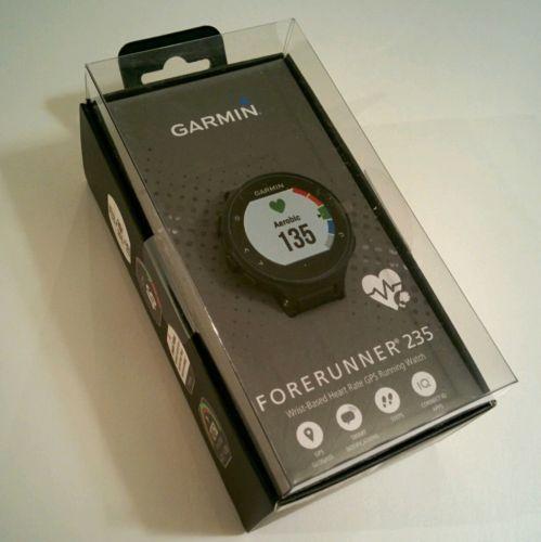 Garmin Forerunner 235, schwarz/grau !!!24h Auktion!!!