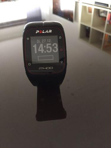 polar m400 hr mit H7 Herzfrequenzmesser