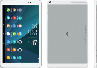 Huawei MediaPad T1 10 9,6 Zoll WiFi 4G LTE 16GB T1-A21L Weiß Silber Ohne Simlock