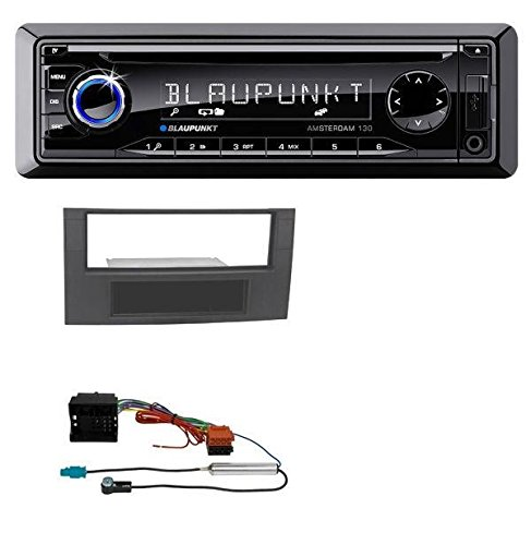 Blaupunkt Amsterdam 130 CD MP3 USB AUX Autoradio für VW Touareg, Multivan, T5 (ab 2003)
