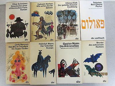 101 Bücher Taschenbücher weiße dtv Taschenbücher dtv Verlag