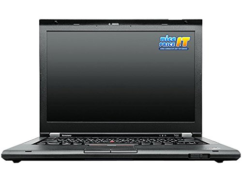 Lenovo Thinkpad T430 i5 2,6 16,0 14M 320 CAM WLAN BL CR Win7Pro (Zertifiziert und Generalüberholt)