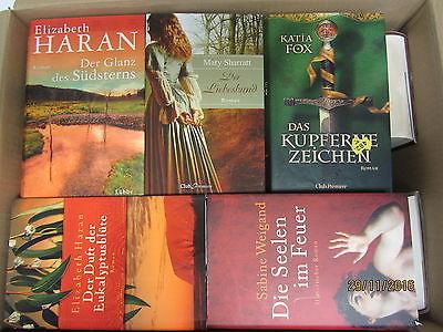 32 Bücher Romane historische Romane Top Titel Bestseller Paket 1