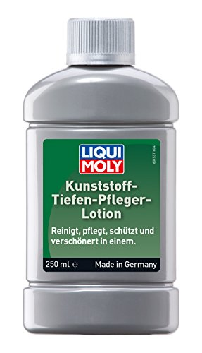 Liqui Moly  1537 Kunststoff-Tiefen-Pfleger-Lotion, 250 ml
