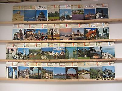 34 Bücher DuMont Kunst- und Reiseführer nationale und internationale Reiseführer