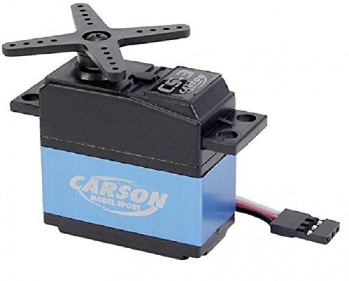 Carson 500502015 - CS-3 Servo 3KG/JR
