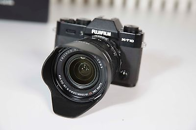 Fujifilm X-T10 Kamera XF 18-55mm/2,8-4,0 R LM OIS