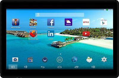 Denver TAQ 10162 8GB WiFi Android Tablet PC 10 Zoll Display 1GB RAM Quad Core