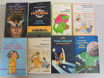 120 Bücher Taschenbücher Kinderbücher Jugendbücher dtv pocket dtv junior