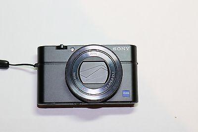 Sony Cyber-shot DSC-RX 100 III (RX 100 m3 )  - GEHÄUSESCHADEN -