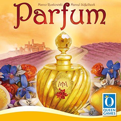 Queen Games 10140 - Brettspiel - Parfum
