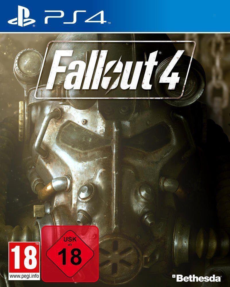 Fallout 4 PS4 Playstation 4 Spiel 100% Uncut  NEU OVP