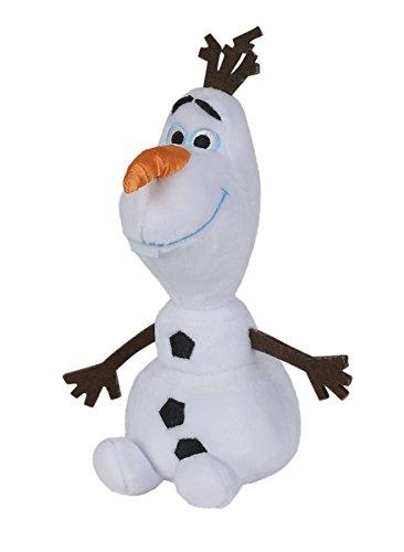 Simba 6315874750 - Disney Frozen Plüsch Schneemann Olaf 20cm