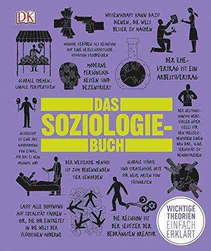 Das Soziologie-Buch: Wichtige Theorien einfach erklärt