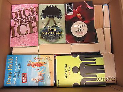 47 Bücher Romane Softcover Top Titel Bestseller