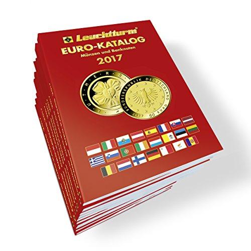 LEUCHTTURM Eurokatalog 2017 | für Münzen und Banknoten