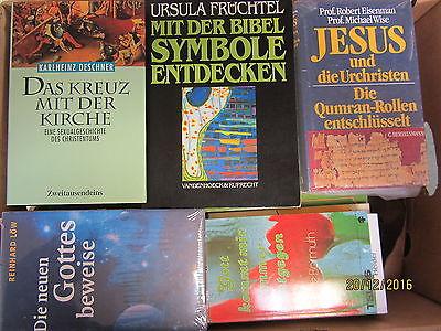 53 Bücher Christentum Religion Theologie Kirchengeschichte christliche Bücher