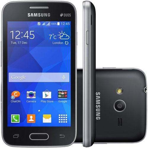 brand New Samsung Galaxy Ace 4 Neo SM-318H Unlocked Android Black Trend 2 Lite