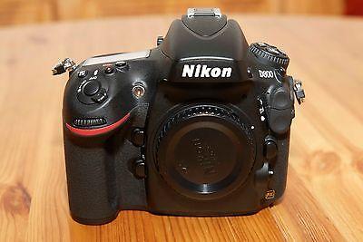 Nikon D800, D 800, Vollformat, 2300 Auslösungen, neuwertig