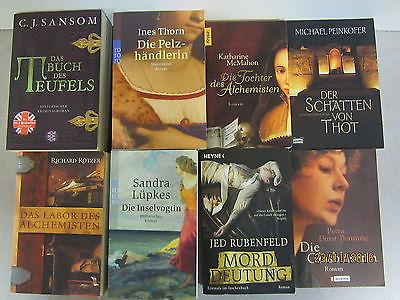 53 Bücher Taschenbücher historische Romane Top Titel Bestseller