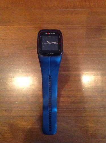 Polar M400 GPS Laufuhr Sportuhr
