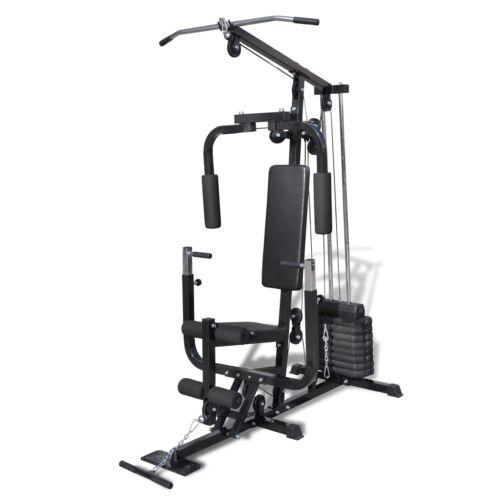 Hantelbank Fitnessgerät Kraftstation Fitnessstation Heimtrainer Multistation