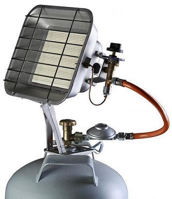 Rowi Gas-Heizstrahler 4600 Watt HGS 4600/1 OVP TOP WOW