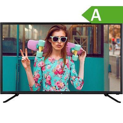 JAY-tech JTC 2040TT, EEK A, LED-Fernseher, Full HD, 40 Zoll, schwarz