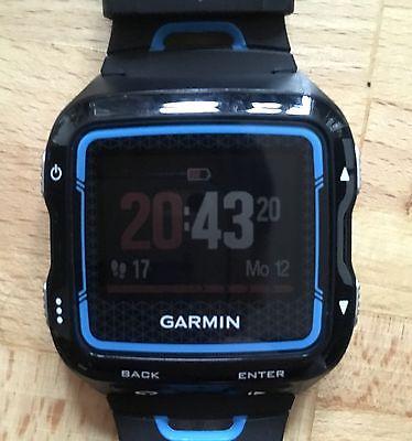 Forerunner 920XT - Multisport-GPS-Uhr mit Brustgurt, kaum gebraucht