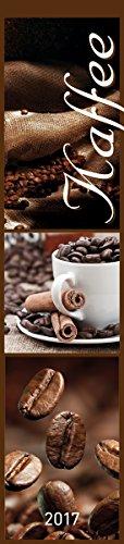 Herlitz 50004782 Streifenkalender Kaffee 2017