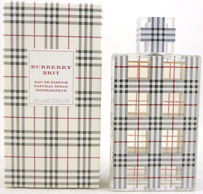 Burberry Brit for Women - Woman 100 ml Eau de Parfum EDP